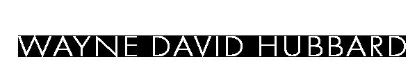 Wayne David Hubbard Logo